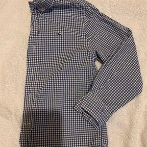 Vineyard Vines Shirts & Tops - Vineyard Vines boys button down whale shirt